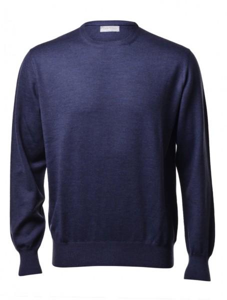55167/14200 Gran Sasso Pullover mit Rundausschnitt